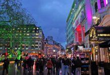 Londra vacanze Natale
