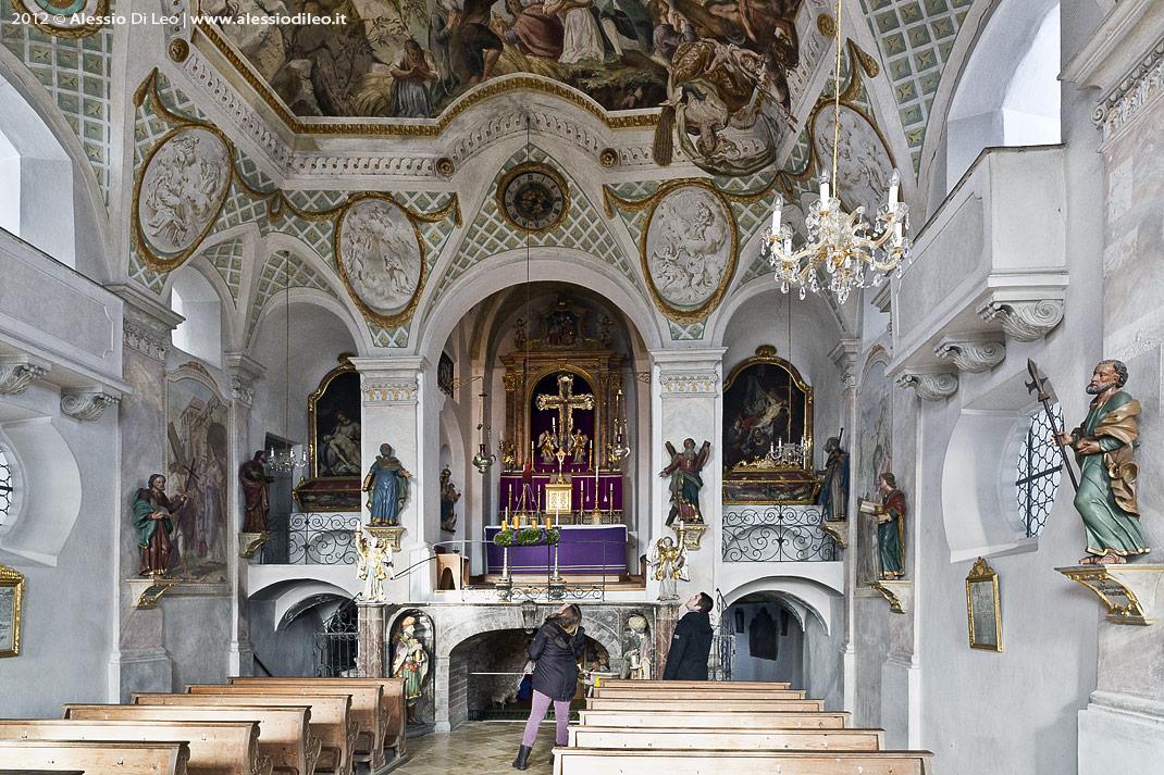 Chiesa monte Calvario