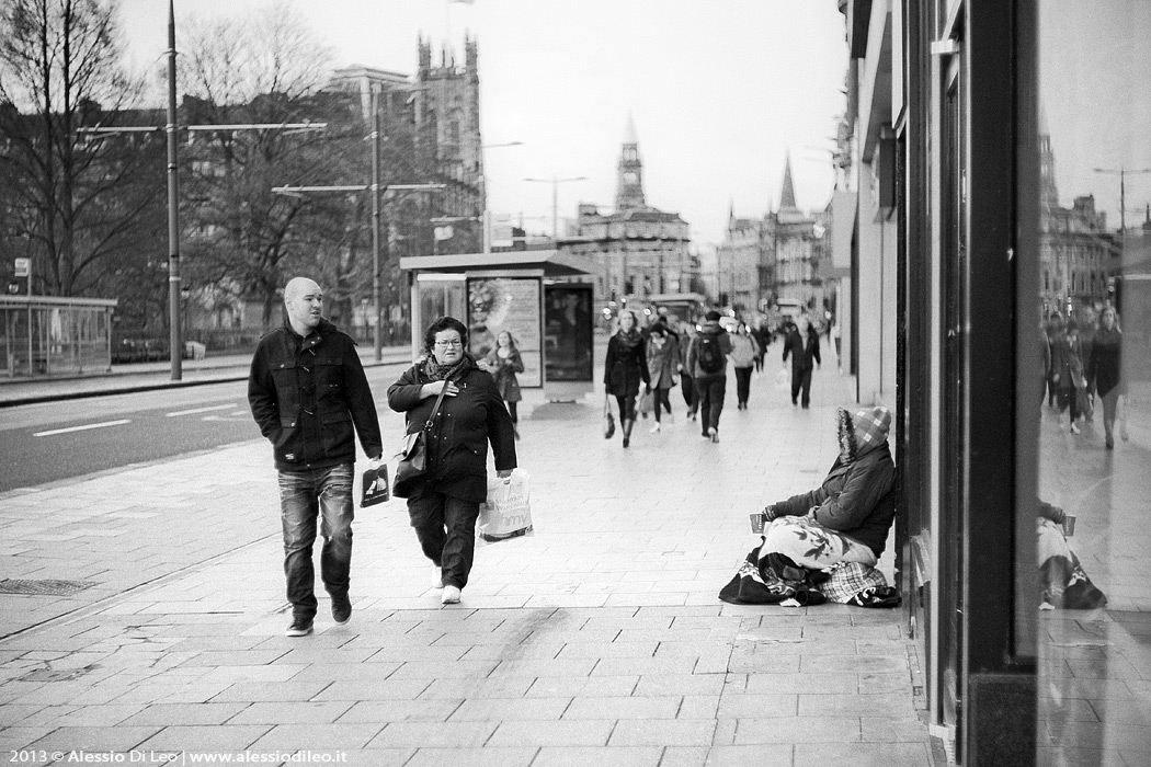 Edimburgo street photography