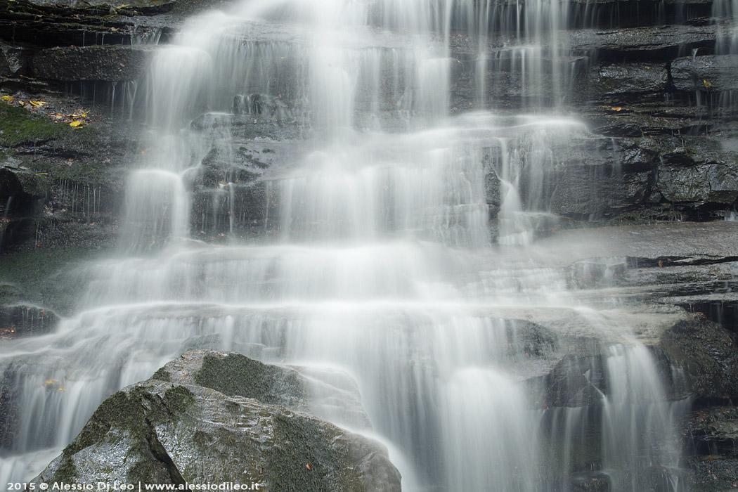 Tre cascate badia Prataglia