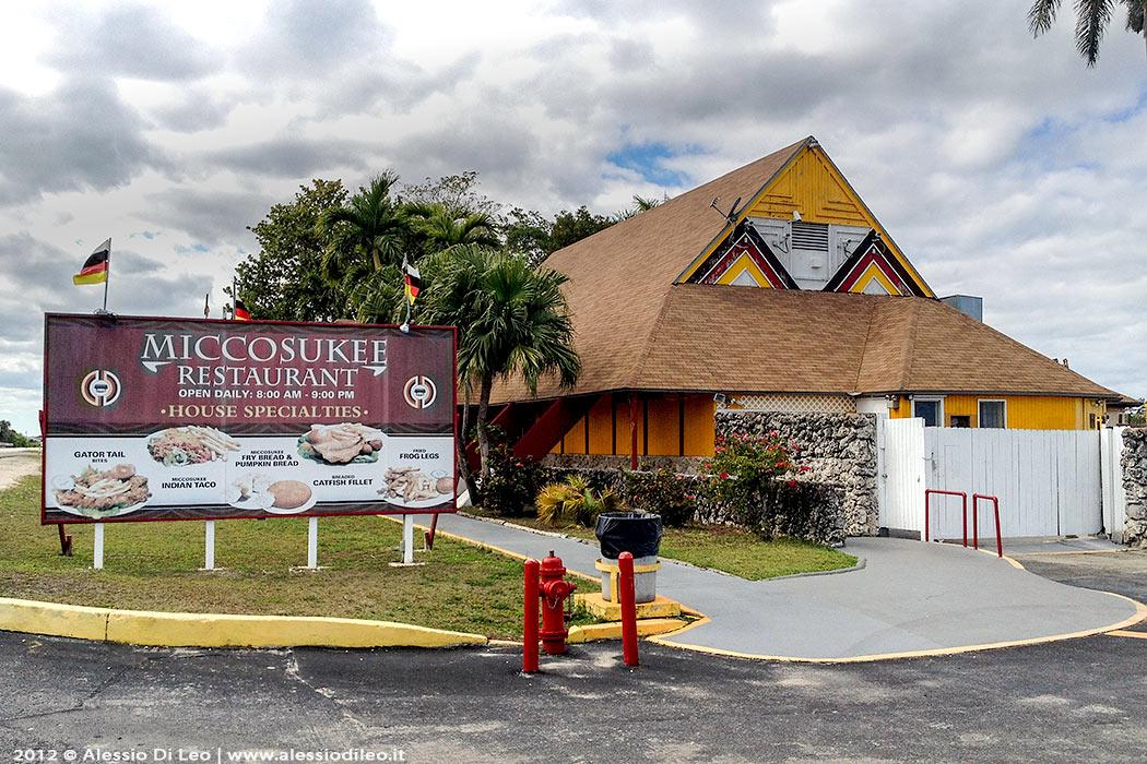 Everglades Miccosukee Restaurant