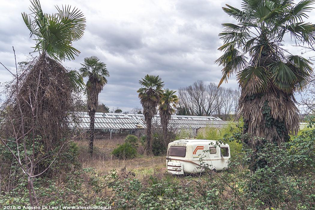 Urbex serra abbandonata Forlì