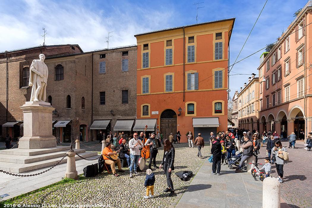 Festa fiori Modena