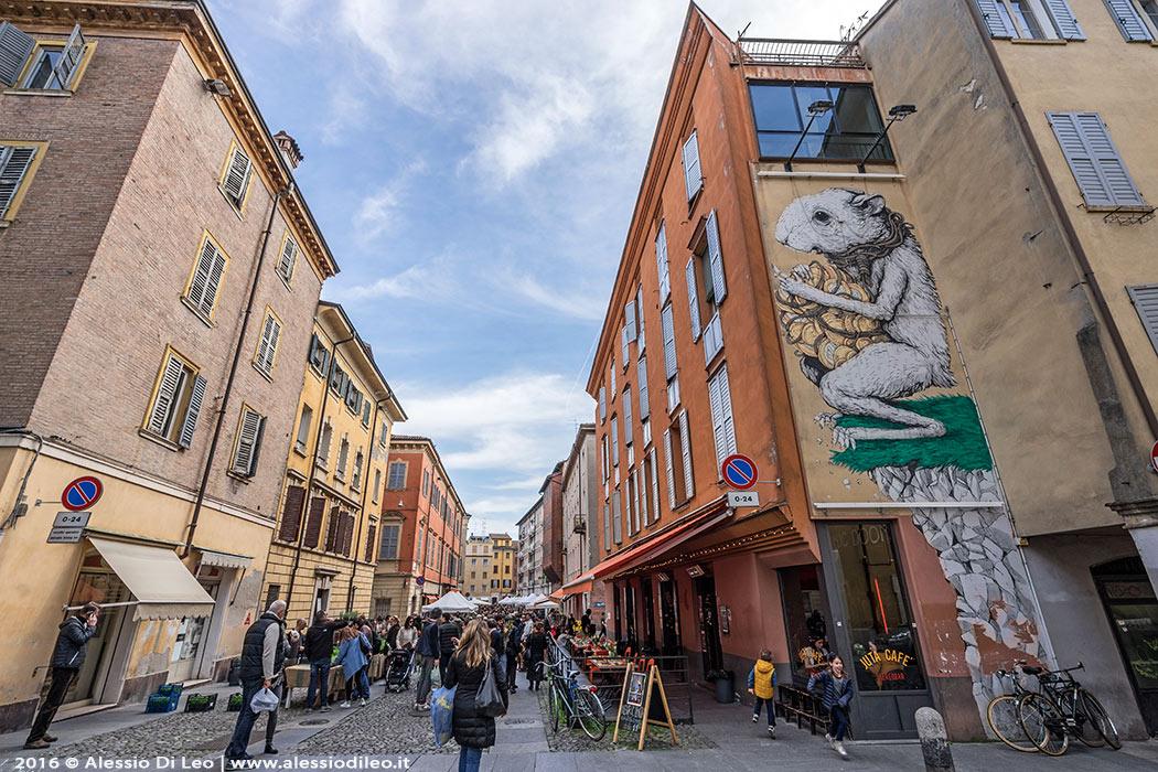 Modena street art