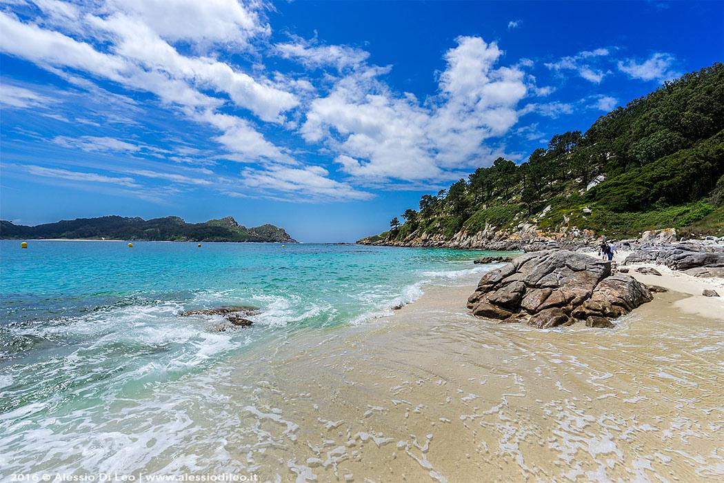 Galizia spiaggia