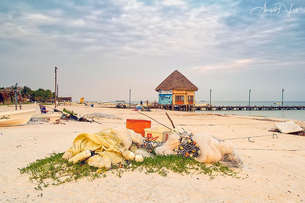 Holbox spiagge
