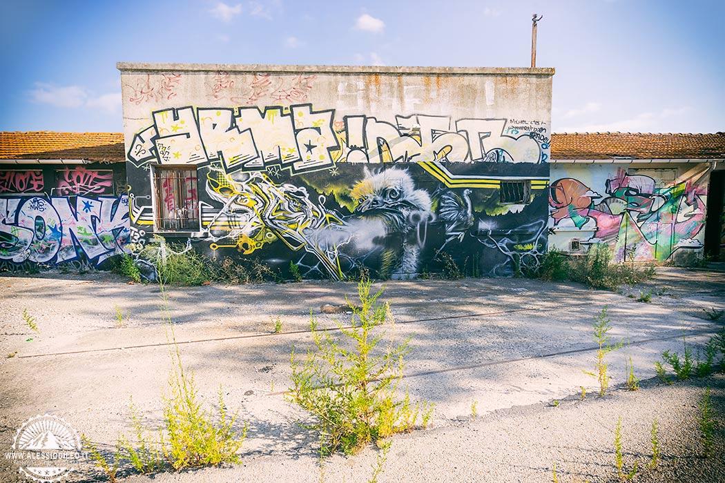 urbex murales