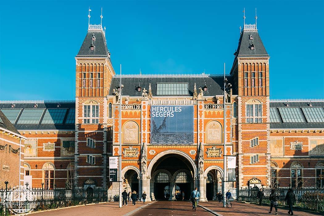 Amsterdam musei Rijksmuseum
