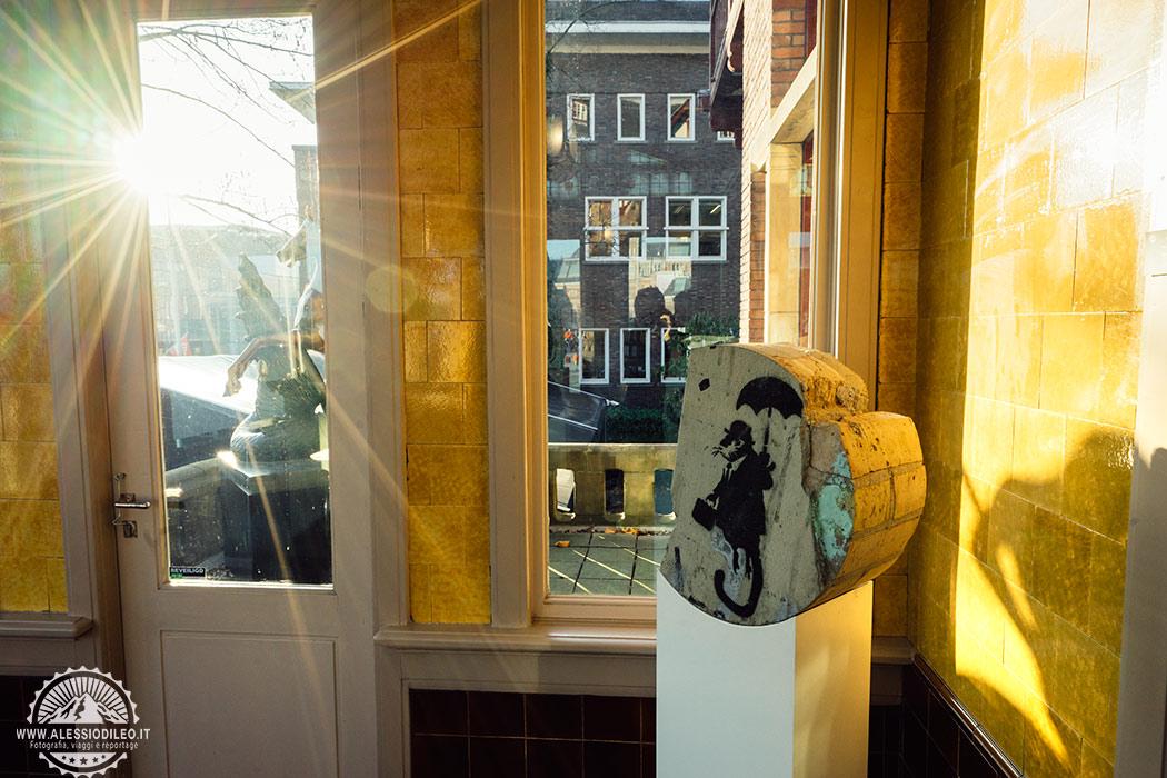 Banksy Amsterdam