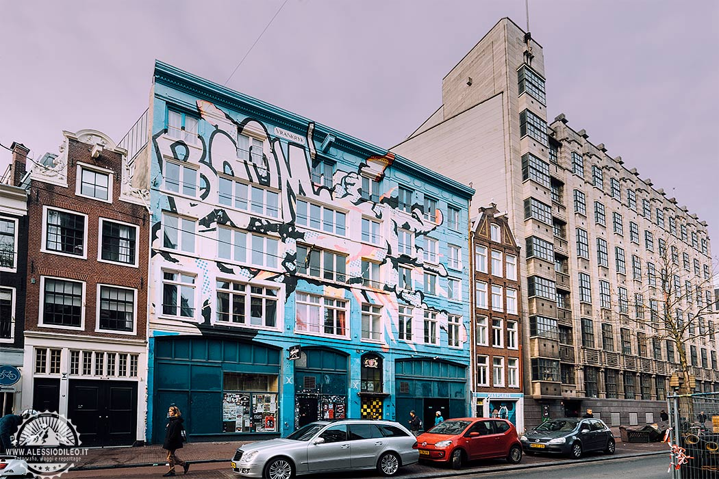urbex Amsterdam