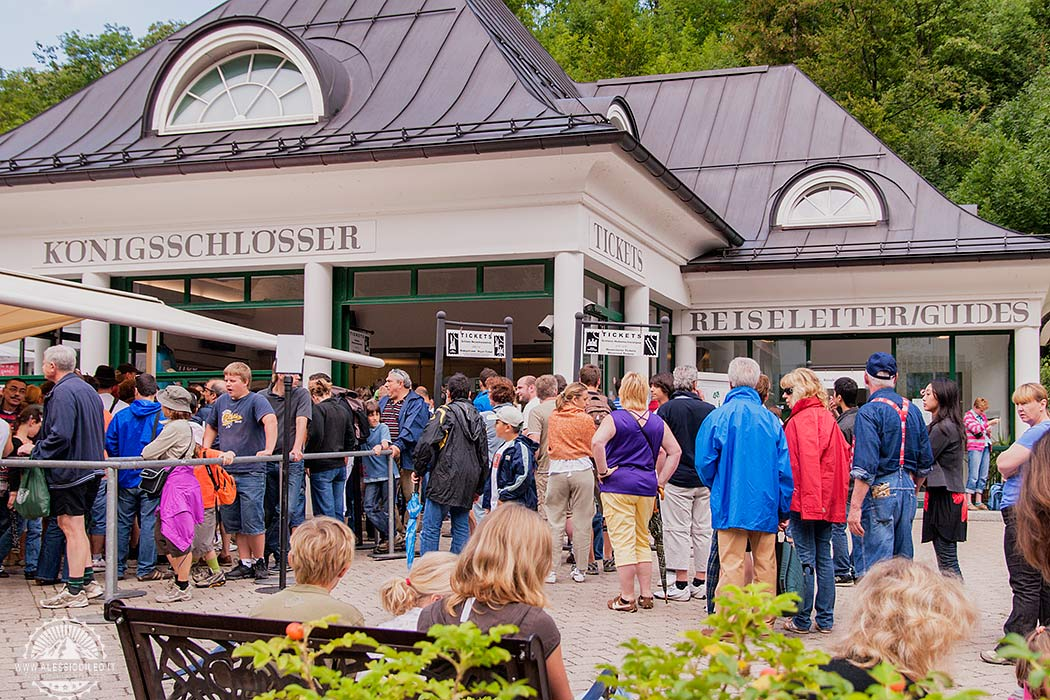 Neuschwanstein visita guidata