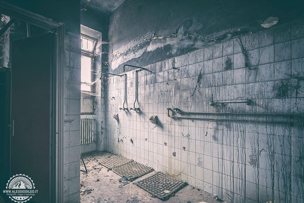 Urbex abandoned asylum