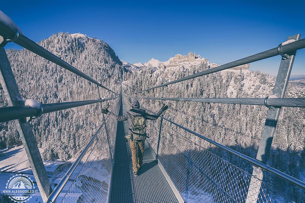 Highline179 il ponte sospeso più lungo del mondo