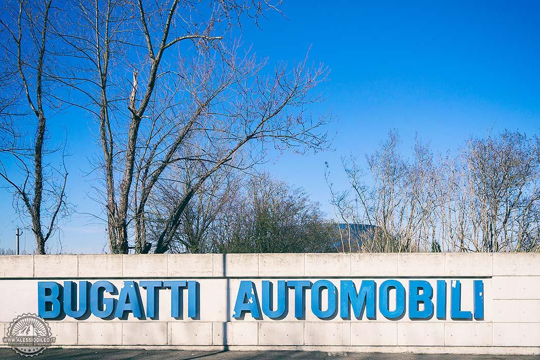 Stabilimento Bugatti Automobili, fabbrica dei sogni
