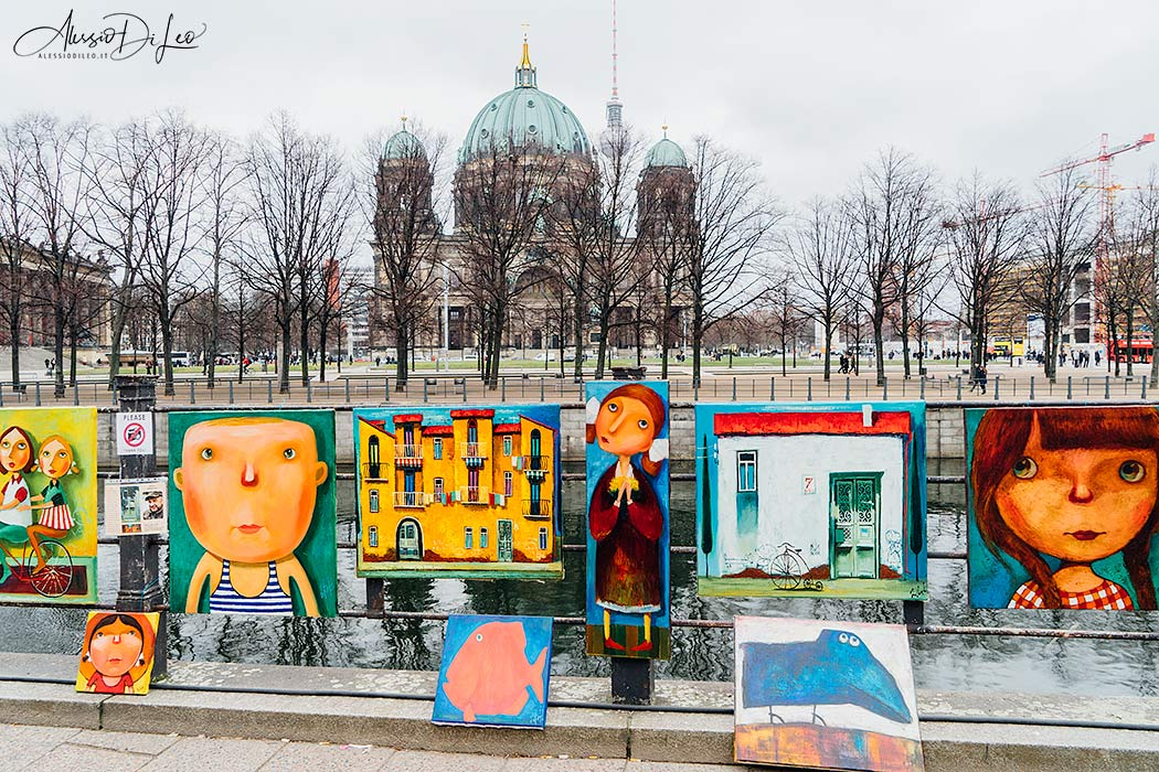 Berlino Museumsinsel
