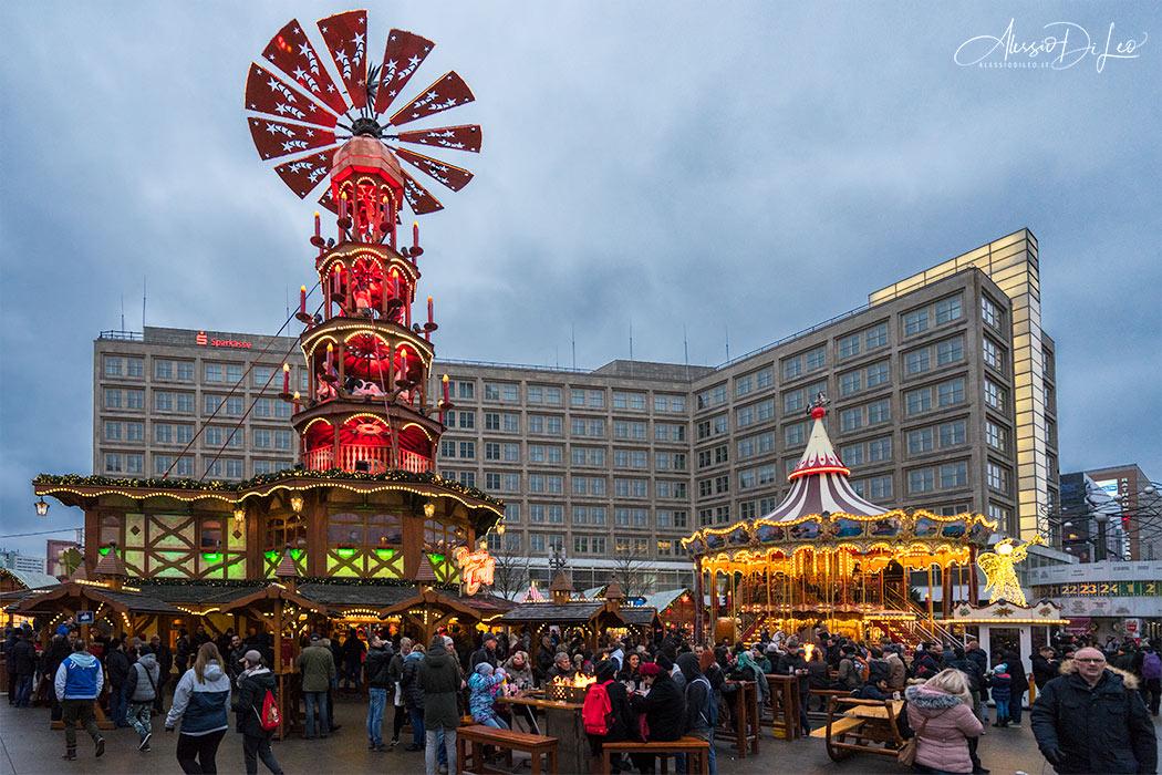 Berlino mercatini natale