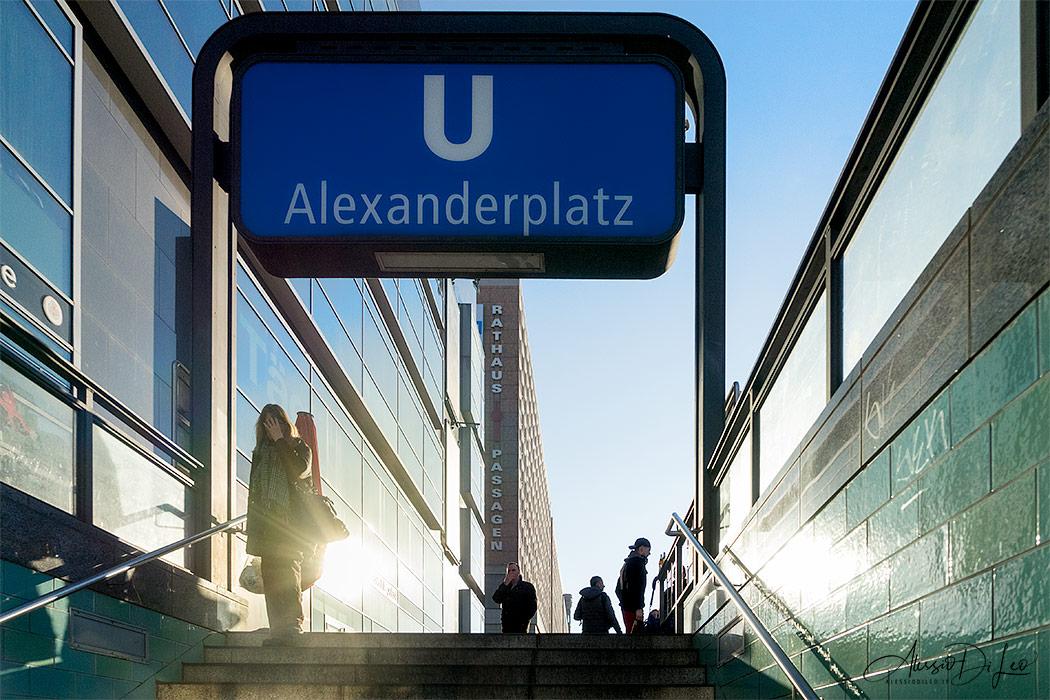 Berlino street photography