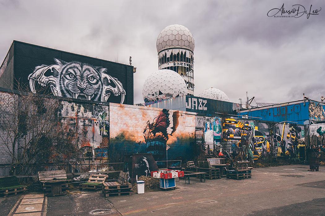 Berlino urbex