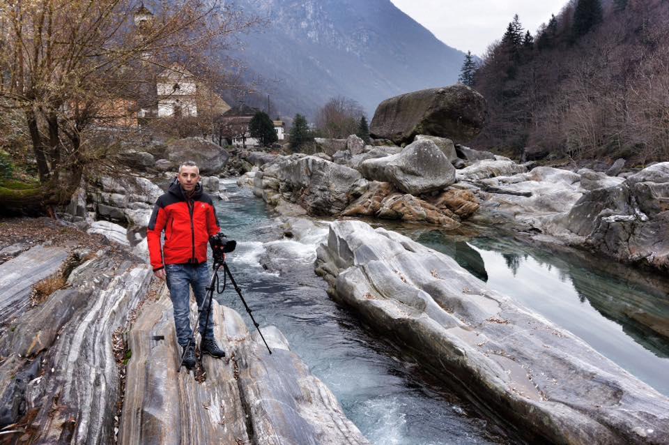 Svizzera valle Verzasca