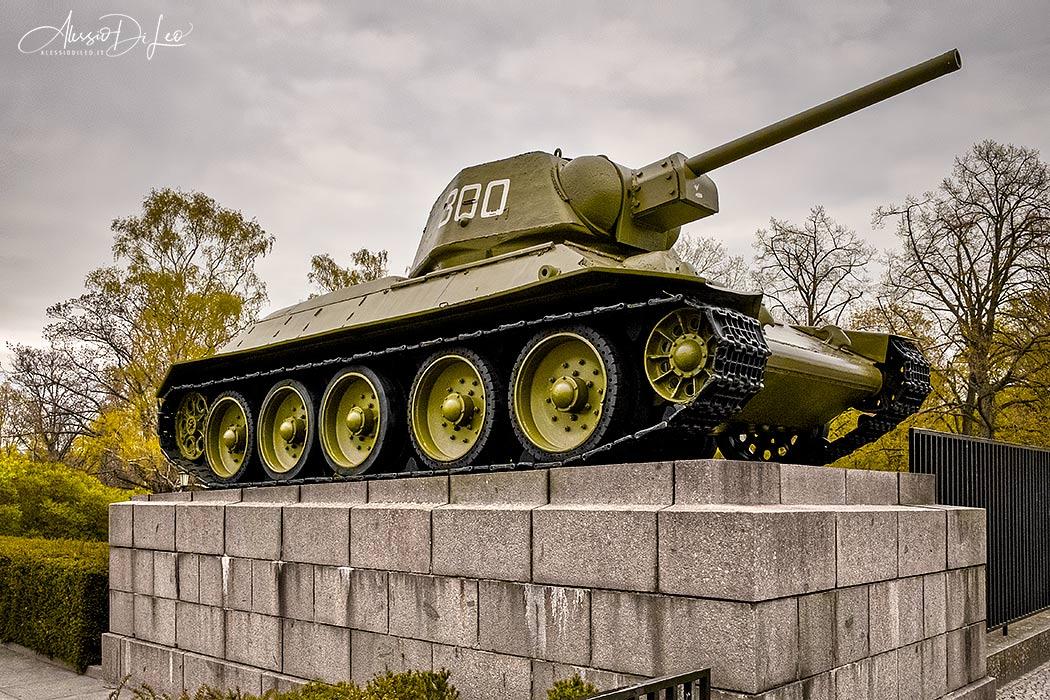 Armata sovietica berlino