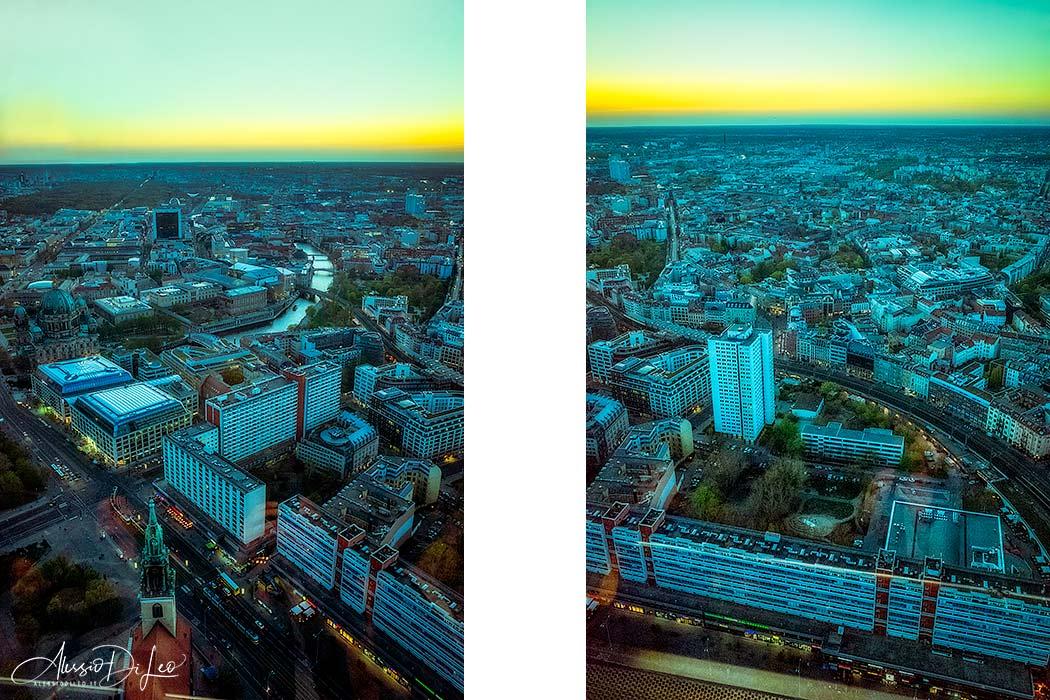 Berlino torre televisione