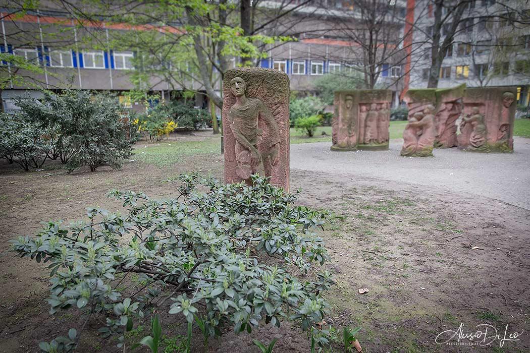 Memoriale Rosenstrasse