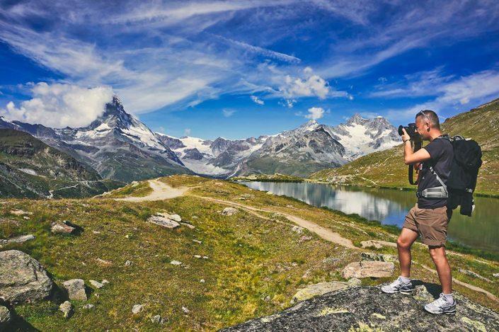 Alessio di leo Zermatt