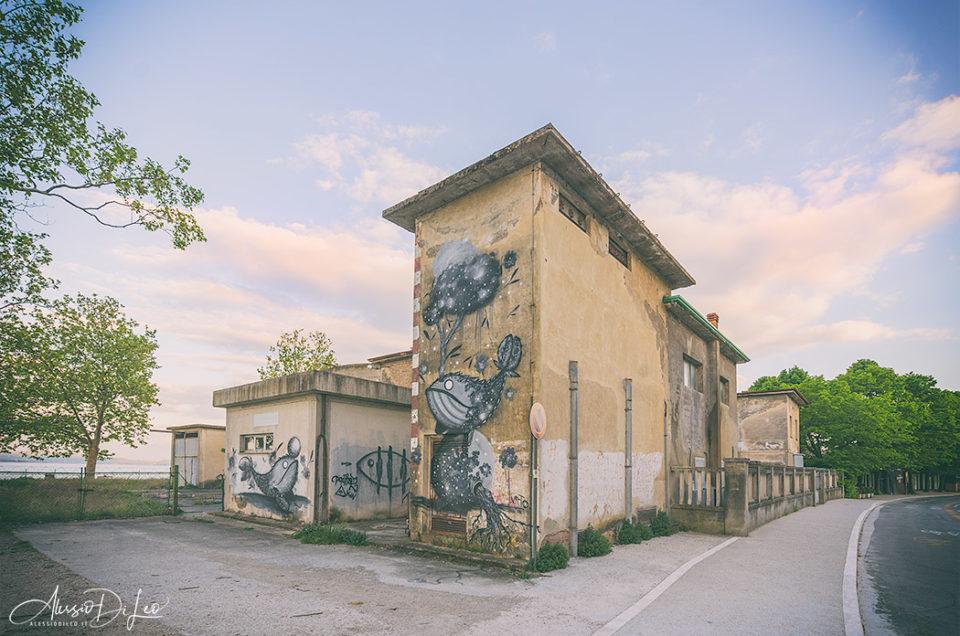 Ex potabilizzatore di Castiglione del Lago