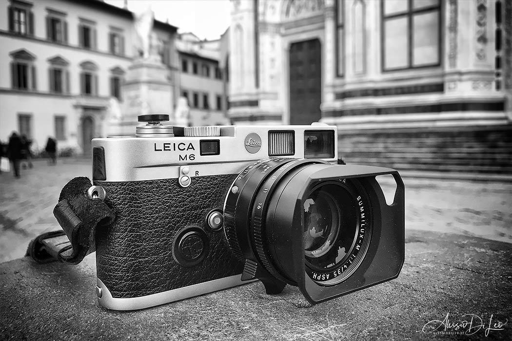 Leica m6 analogica