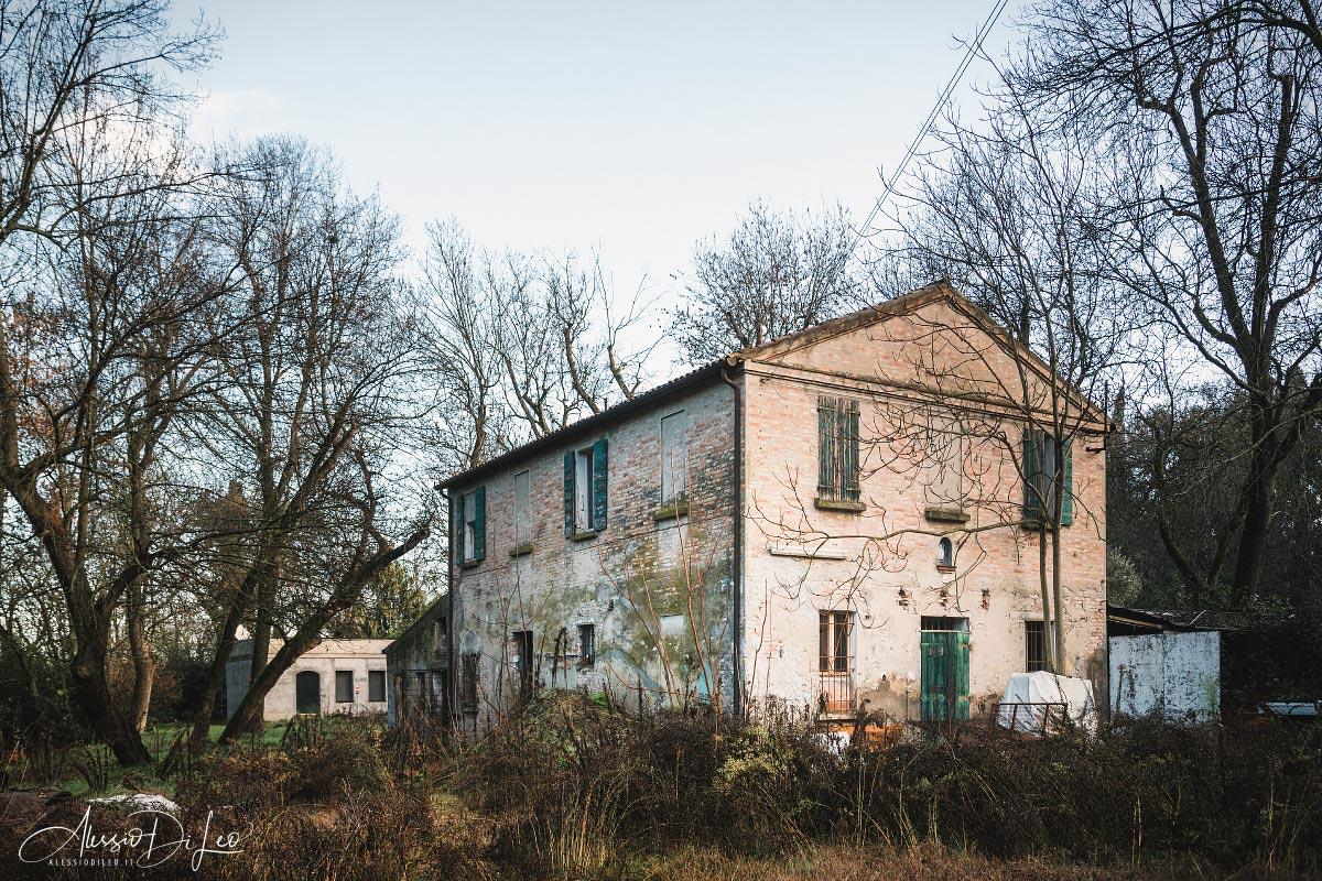 Urbex villa abbandonata