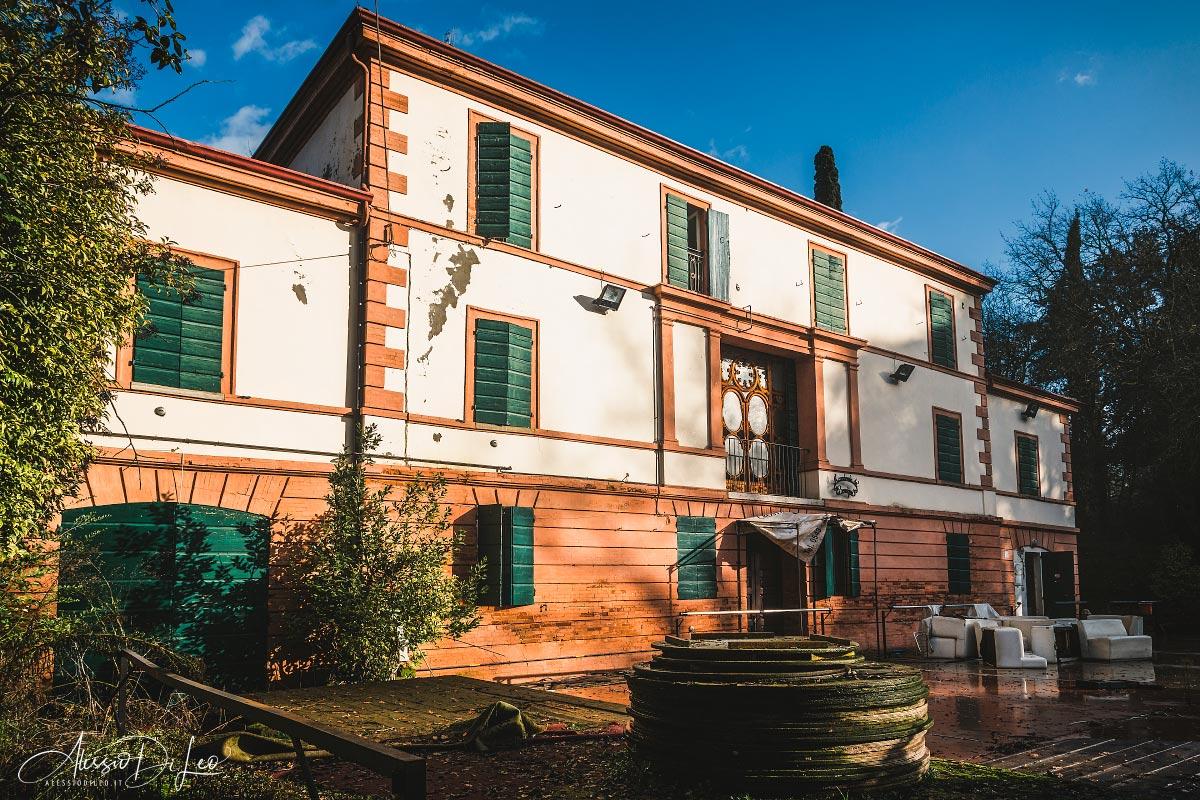 Villa abbandonata urbex