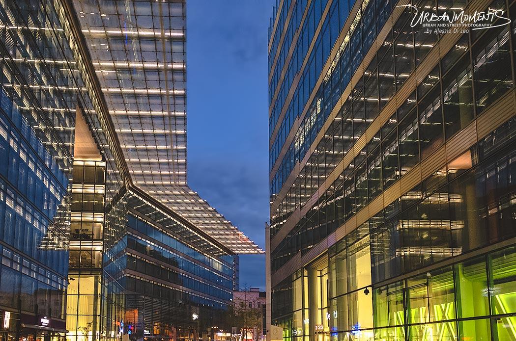 Architettura moderna berlino