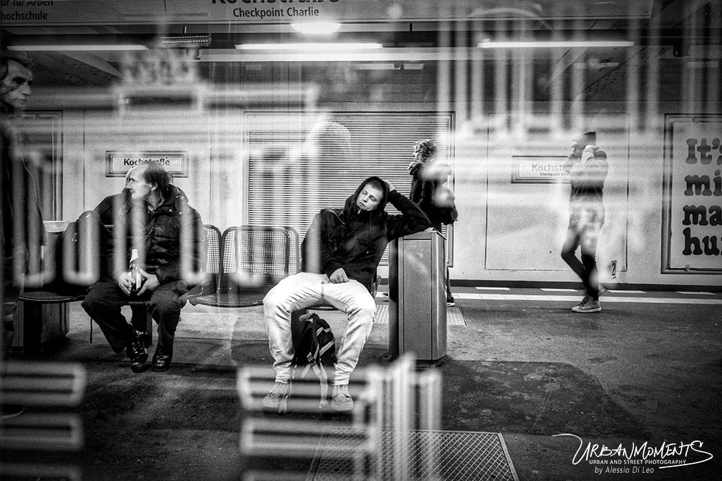 Street photography a berlino