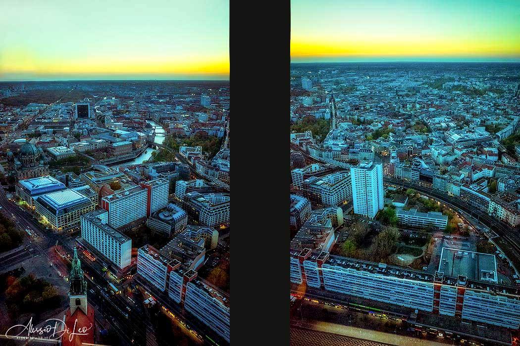 Torre televisione Berlino