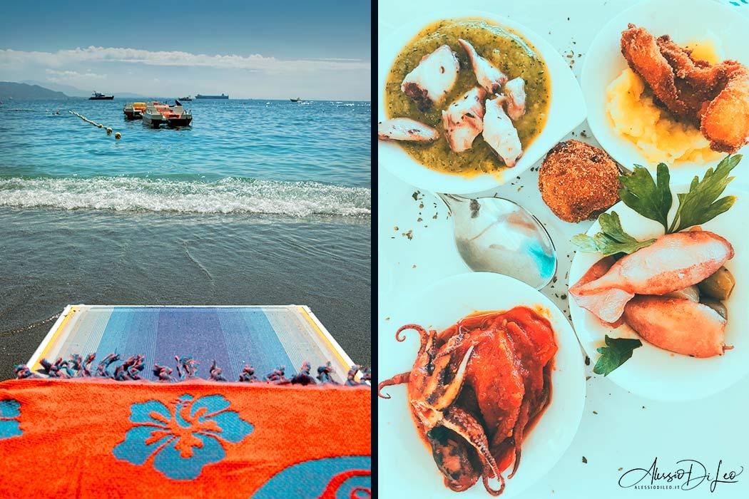 Ristorante marina di praia