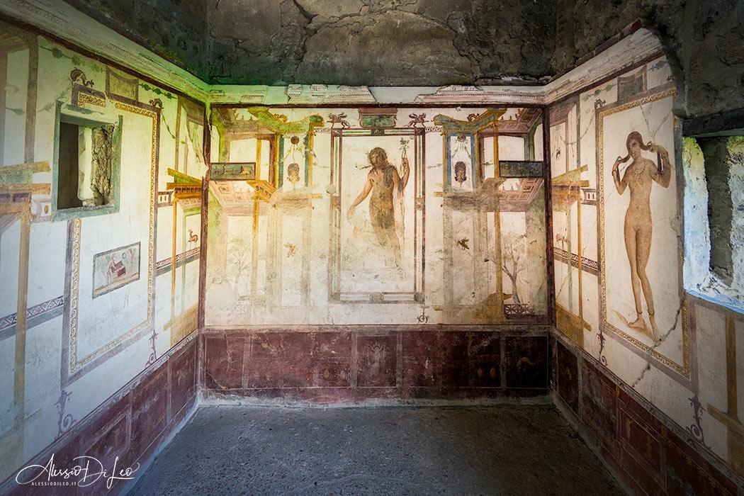 Casa principe di napoli pompei
