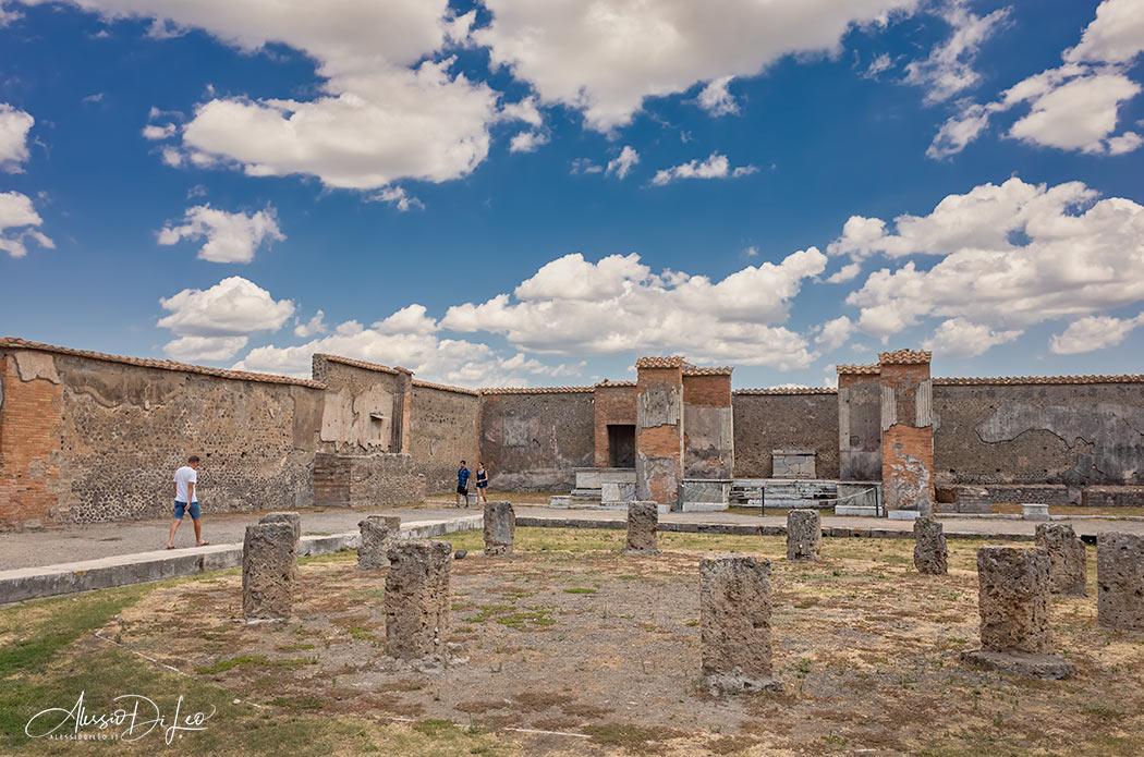 Macellum Pompei