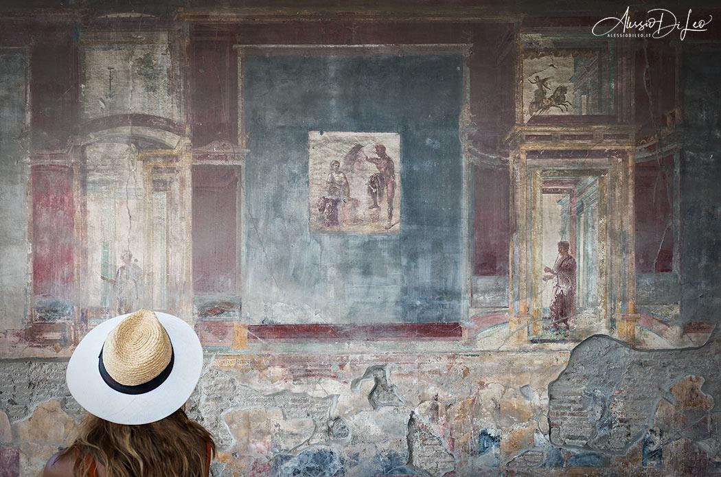 Pompei affreschi