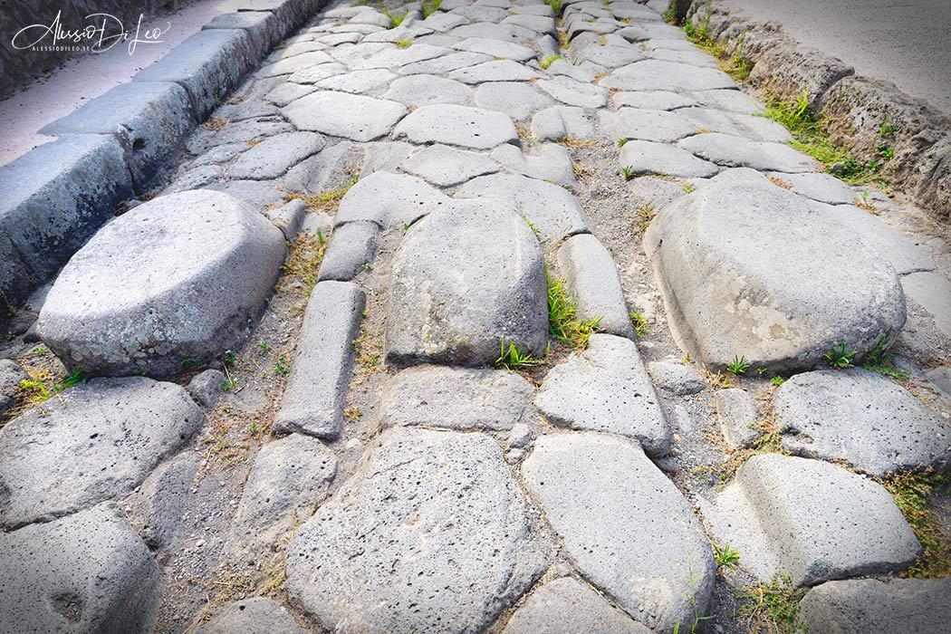 Pompei eruzione