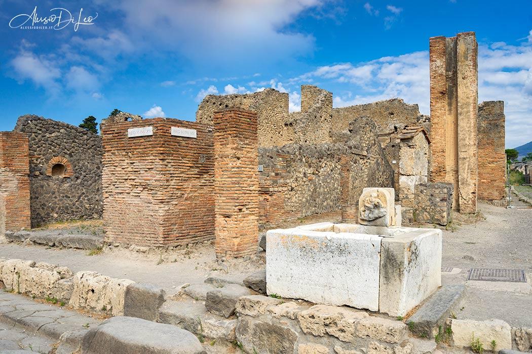 Rovine Pompei