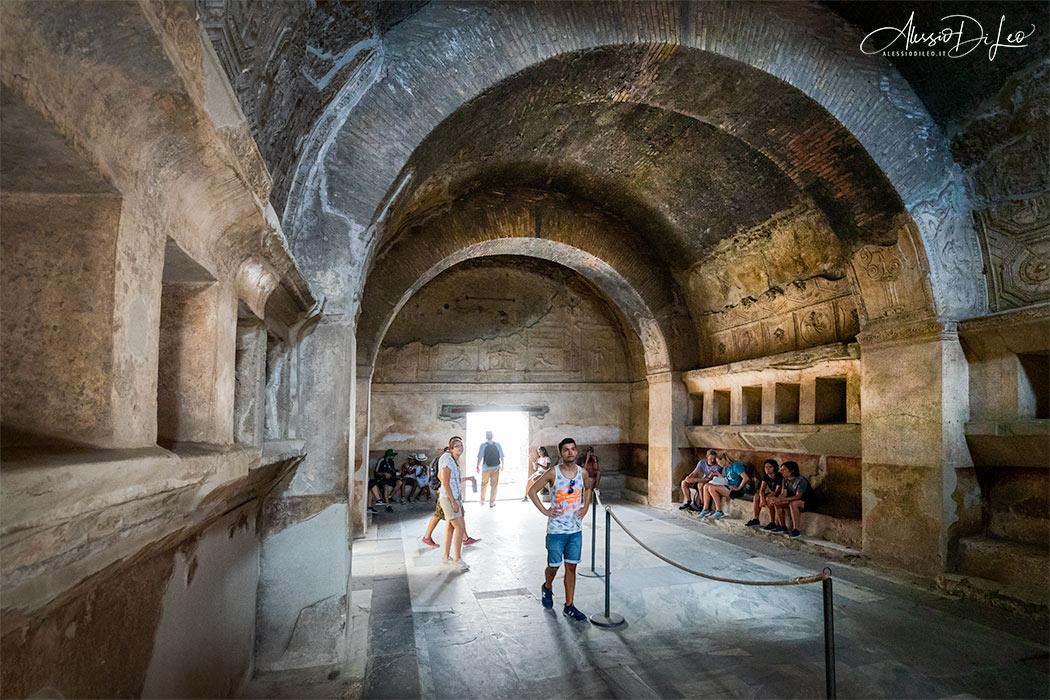 Terme stabiane Pompei