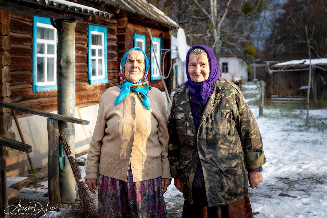 Babushka maria exclusion zone