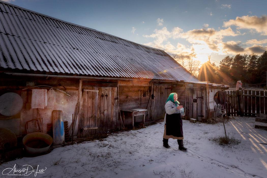 Babushka of chernobyl