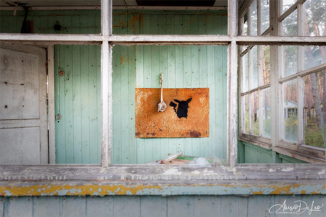 Camp emerald Pripyat