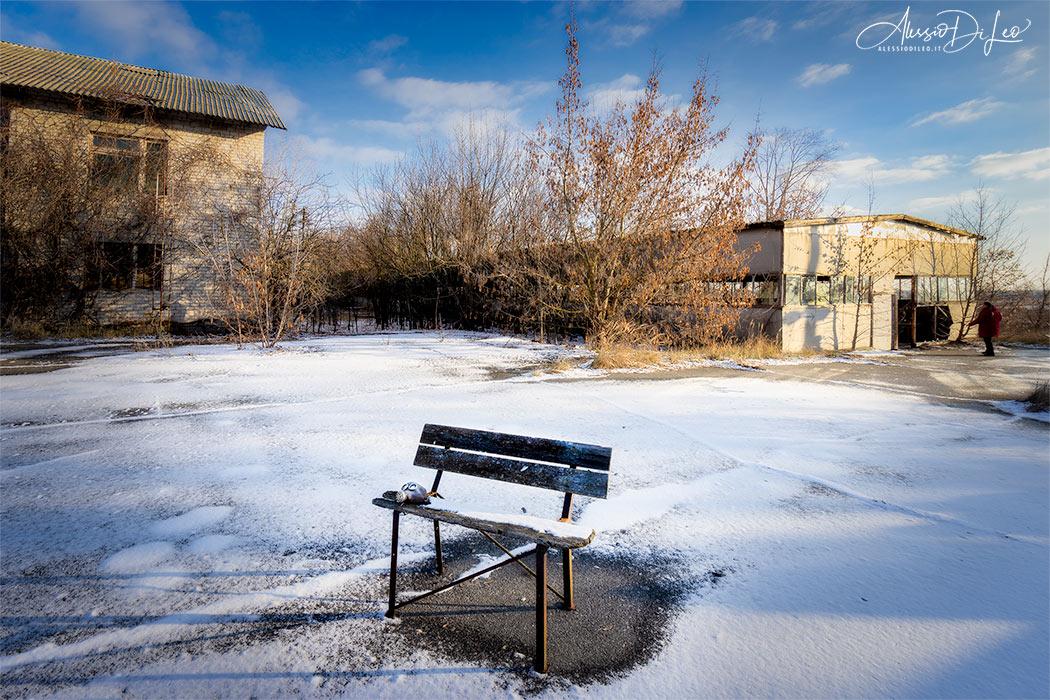 Centro ricerca Chernobyl