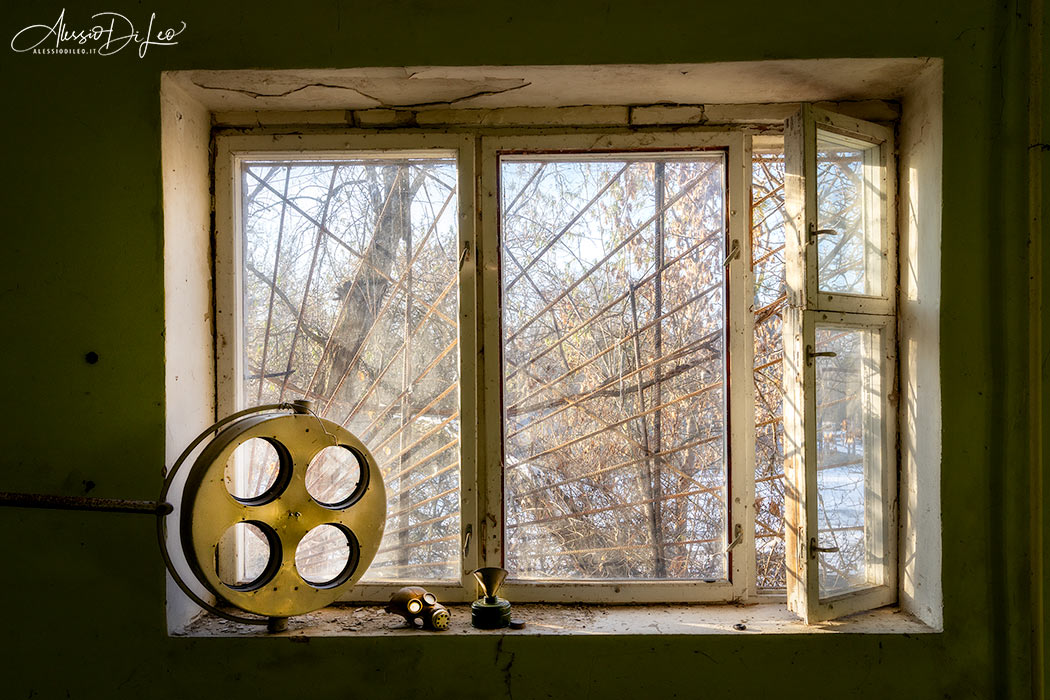 Centro ricerche mutazioni Chernobyl