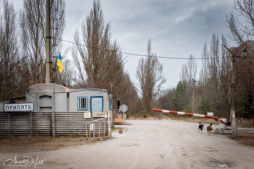 Checkpoint Pripyat