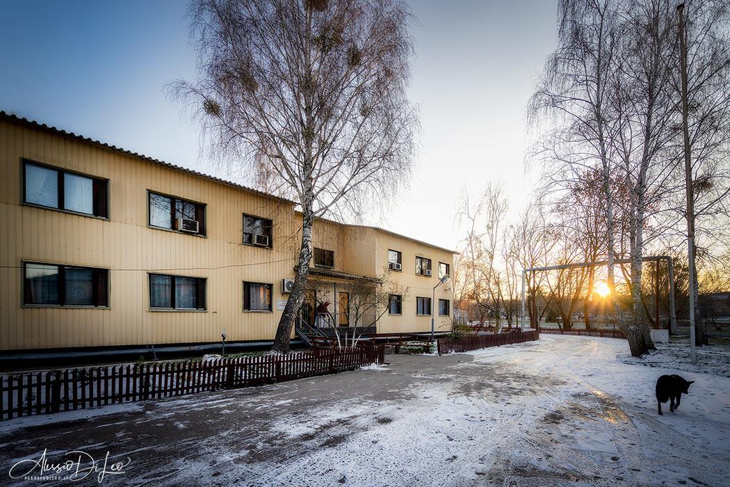 Chernobyl Hotel