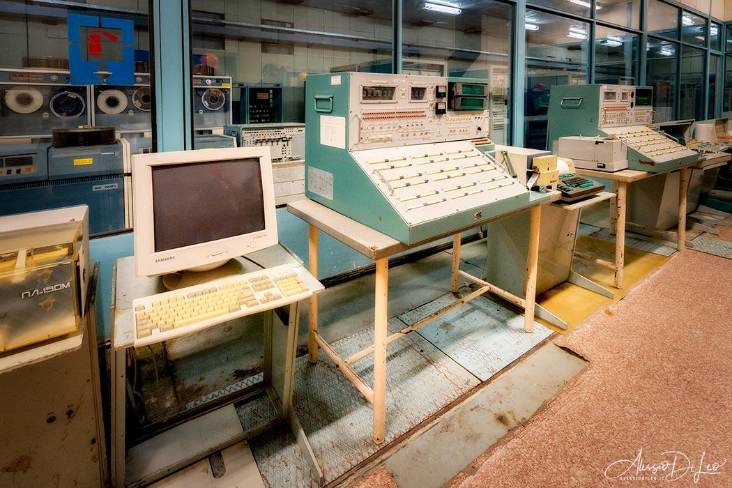 Chernobyl computer skala