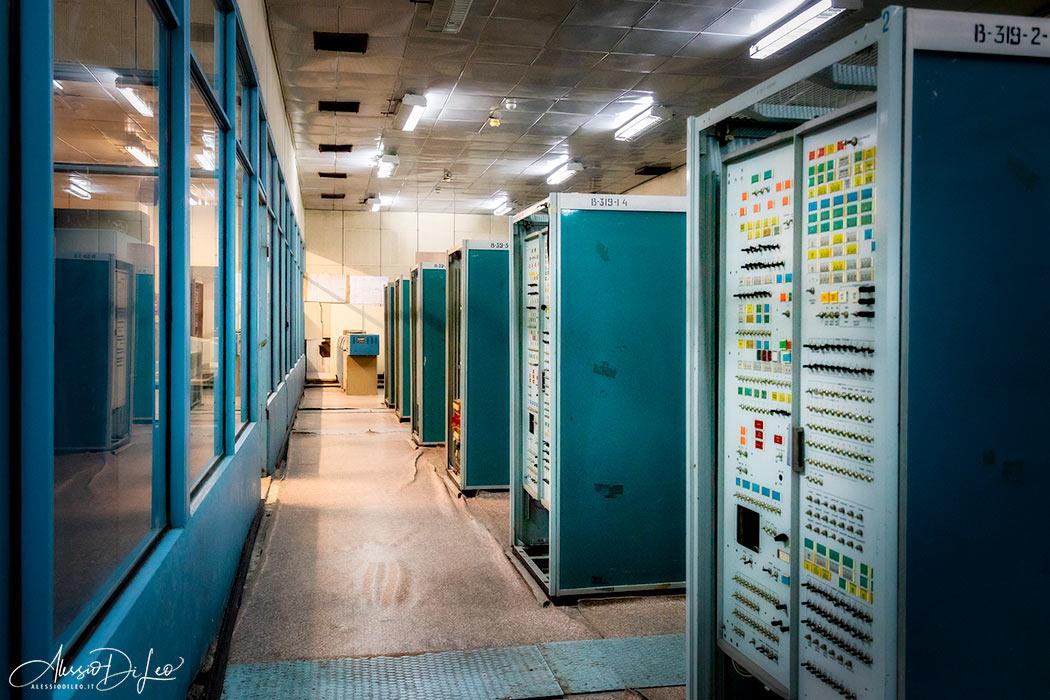 Chernobyl computer